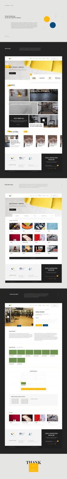 Дизайн Landing-page
