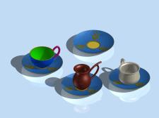 """Набір для чаювання """"Єдина країна"""""""