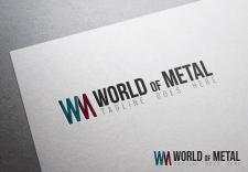 Лого для World of Metal