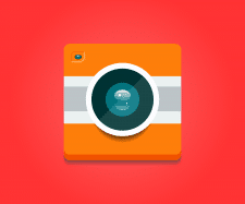 Иконка Фотоапарата