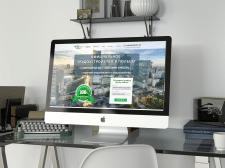 Посадочная страница для рекрутингового агентства