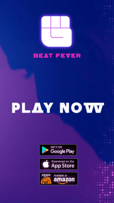 Video for mobile application Beat Fever