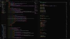 Marketika adaptive web-page (html+sass+gulp4)
