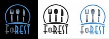 Логотип Forest