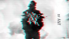 Арт с использованием вручную наложенного Glitch