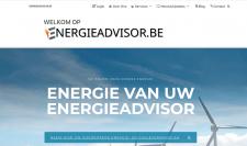 Веб Система Энергетики Бельгии
