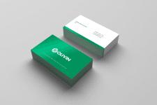Olivin | Дизайн визитки