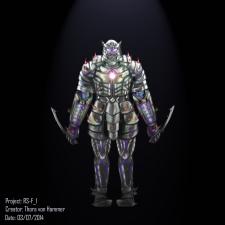 RS_F1 Робот (полностью моя работа)