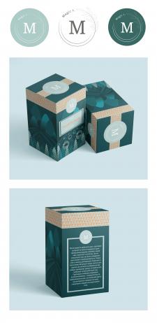 Дизайн упаковки та логотипу