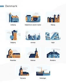 Illustrations for Conscensia