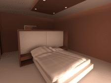 Спальня!