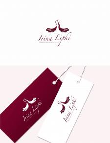 Логотип и бирка для студии одежды