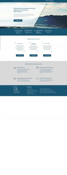 Дизайн Сайта Юр Услуг