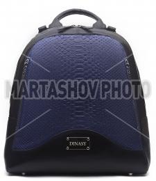 Фотосъемка кожаных рюкзаков со вставками