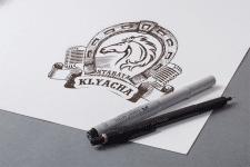 логотип для Staraya Klyacha