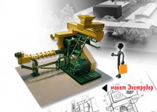 Макет для выставки  2