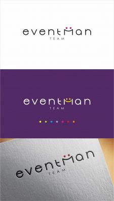 Логотип ивент-агентства
