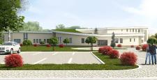 проект реабилитационного центра