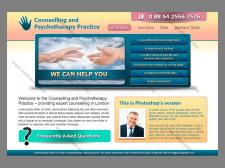 Сайт психологической помощи