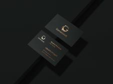 Дизайн визитки для GonnaGoods