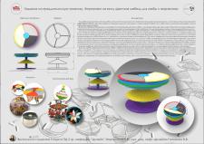 детский столик для творчества и учебы