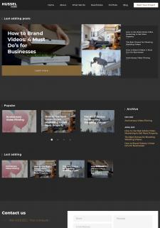 Blog for Husselmedia