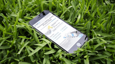 OptSave (landing page, мобильная и комп. версия)