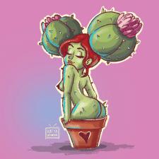 illustration girl