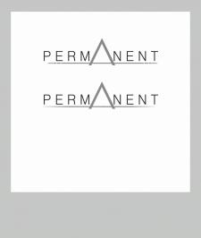 Дизайн логотипа для студии перманента
