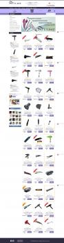 Интернет магазин парикмахерских инструментов