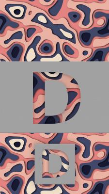 Paper Cut BG & logo