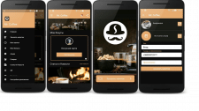 Mr.Coffee-приложение для кофейни