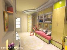 Дизайн проект квартира г.Ирпень 03