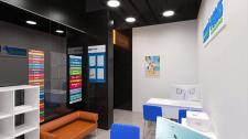 Tour operator office design