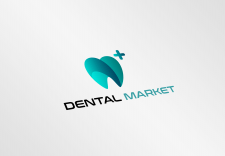 "Логотип ""Dental Market"""