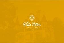 логотип для отеля Villa Ritter.