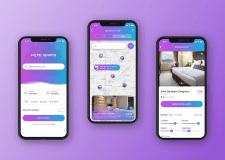 Прототип приложения Hotel Search