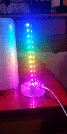 LED Lamp by Arduino