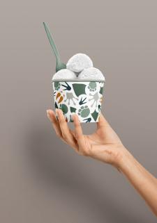 Стаканчик для мороженого