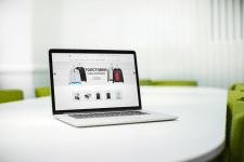 Интернет-магазин продажи мужской одежды