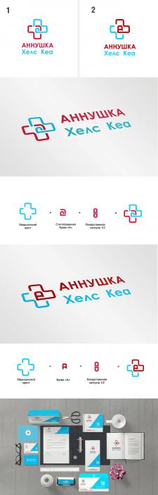 Логотип и фирстиль для аптек. Стоимость 5000 грн