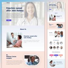 Ninos - Multipurpose Medical Landing page WordPress Theme