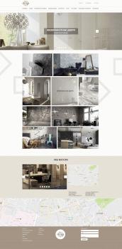 Сайт для интернет магазина мебели.