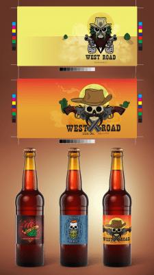 Етикетка для пива