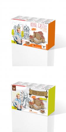 Упаковка для детского конструктора