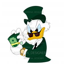 Персонаж для печати на чехлы для телефонов 7