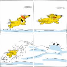 Комикс про Дейзи