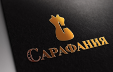 "Айдентика магазина одежды ""Сарафания"""