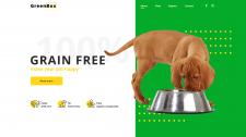 Сайт органического корма для животных