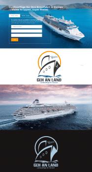 Логотип для туристической компании